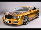 2008 ASI Bentley W66 GTS Gold Edition