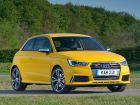 2014 Audi S1 UK
