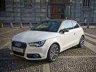 2011 Aznom Audi A1 Goldie