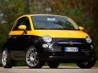 2007 Aznom Fiat 500