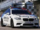 2011 BMW M5 MotoGP Safety Car