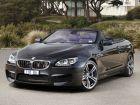 2012 BMW M6 Cabrio AU