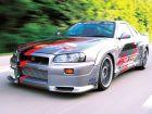 1999 Blitz Nissan Skyline BNR34