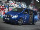 2012 Brabus Mercedes-Benz Vito Sport-X Project X Pioneer