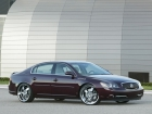 2006 Buick Lucerne CST by Stainless Steel Brakes Corp