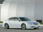 2006 Buick Lucerne CXX Luxury Liner_by_Rick Bottom Custom Motor