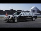 2009 Cadillac DTS Presidental Limousine