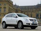 2012 Cadillac SRX EU