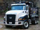 2011 Caterpillar CT660 Dump Truck 6x4
