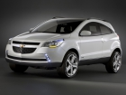 2008 Chevrolet GPiX Crossover Coupe Concept