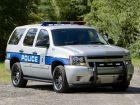 2007 Chevrolet Tahoe Police GMT900