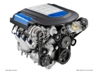 2009 Chevrolet ZR1 LS9 V-8 Engine