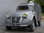 1955 Citroen 2CV Fourgonnette AZU