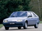 1986 Citroen BX 16 TRS