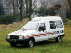 1984 Citroen C15 Police