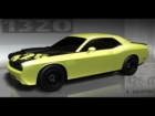 2009 Dodge Challenger 1320 by Mopar