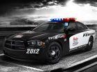 2012 Dodge Charger Pursuit Pace Car