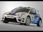 2006 Ford Fiesta JWRC Concept