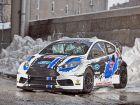 2013 Ford Fiesta ST GRC