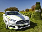2013 Ford Fusion Energi Coca-Cola PlantBottle Research Vehicle