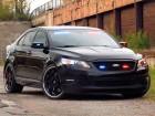 2010 Ford Stealth Police Interceptor Concept