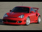 2004 Gemballa Bi-Turbo 996 911 GTR 750 Evo