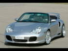2003 Gemballa Bi-Turbo 996 911 Turbo GTR Cabriolet