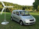 2010 Hafei Island E-Car