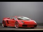 2007 IMSA Lamborghini Gallardo GTV Red
