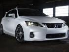 2010 Lexus CT 200h F Sport Concept