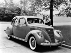 1937 Lincoln Zephyr