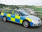 2001 MG ZT-T Police