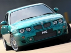 2002 MG ZT 160 1.8T