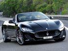 2013 Maserati GranCabrio MC AU