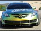 2009 Mazda 6 Troy Lee Designs