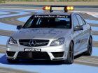 2011 Mercedes-Benz C63 AMG DTM Safety Car W204