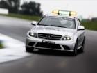 2009 Mercedes-Benz C63 AMG F1 Medical Car