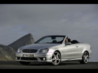 2006 Mercedes-Benz CLK 63 AMG