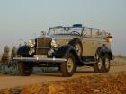 1939 Mercedes-Benz Classic G4 Offroader