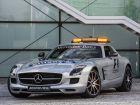 2012 Mercedes-Benz SLS 63 AMG GT F1 Safety Car