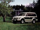 1991 Mitsubishi Pajero Wagon JP