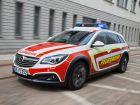 2014 Opel Insignia Country Tourer Feuerwehr