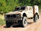 2009 Oshkosh MRAP All-Terrain Vehicle Ambulance