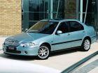 1999 Rover 45 Sedan