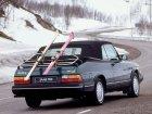 1992 Saab 900 S Convertible