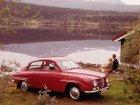 1967 Saab 96 Coupe