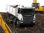 2005 Scania G420 8x6 Tipper
