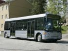2007 Scania Hybrid Concept Bus