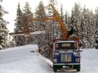 1968 Scania LS140 Timber Truck
