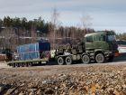 2010 Scania R730 Crew Cab 8x8 Heavy-Haulage Tractor
